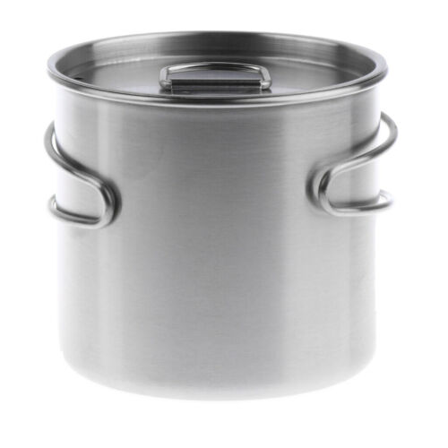 500ml Stainless Steel Outdoor Camping Cup Bowl Backpacking Travel Cup