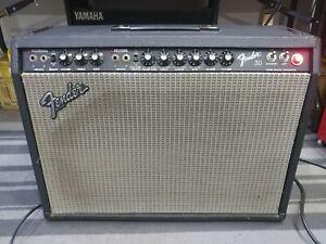 1980 Fender 30 Combo Guitar Amp 80's 80 Vintage Original