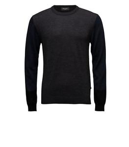 gris Melange de 2xl Matinique Meriné de Margrate lana oscuro Jersey TA0UqHwx