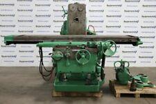 Kearney Amp Trecker Milwaukee 530tf 20 19 12 X 96 Horizontal Milling Machine