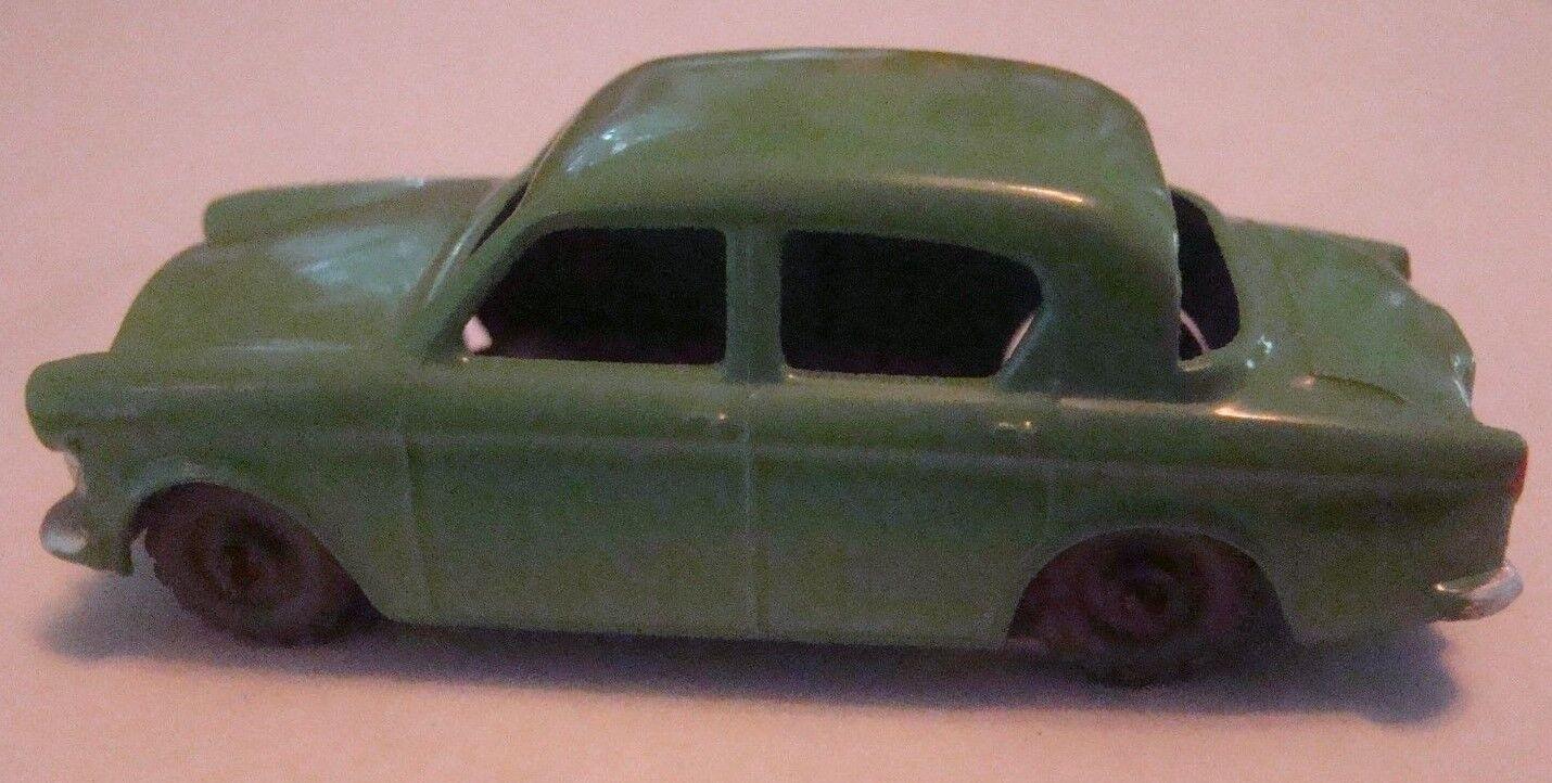alta calidad Matchbox Regular Rueda 43 A verde Hillman Minx Mw 1958 1958 1958  tiempo libre