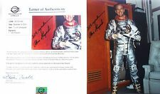 Alan Shepard Apollo 14 Commander Signed Photograph Moonwalker Mercury Astronaut