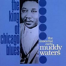 The King of Chicago Blues von Muddy Waters | CD | Zustand gut