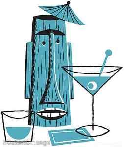 Turquoise-Tiki-Drink-STICKER-Decal-Shag-Hawaii-Cocktail-Art-SH95