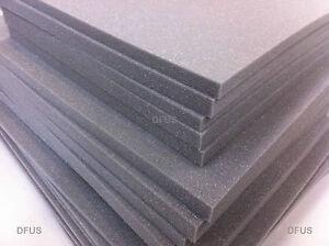 Medium Pulse Universal Flight Case Small Large Heavy Duty Foam Inlay