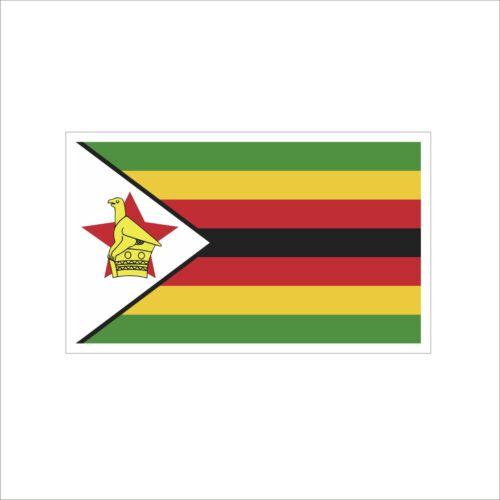 Africa Flag Scrapbooking Country Collection Vinyl Car Bumper Sticker Decal Decor