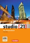 Studio 21: Deutschbuch A1 MIT DVD-Rom by Cornelsen Verlag GmbH & Co (DVD-ROM, 2013)