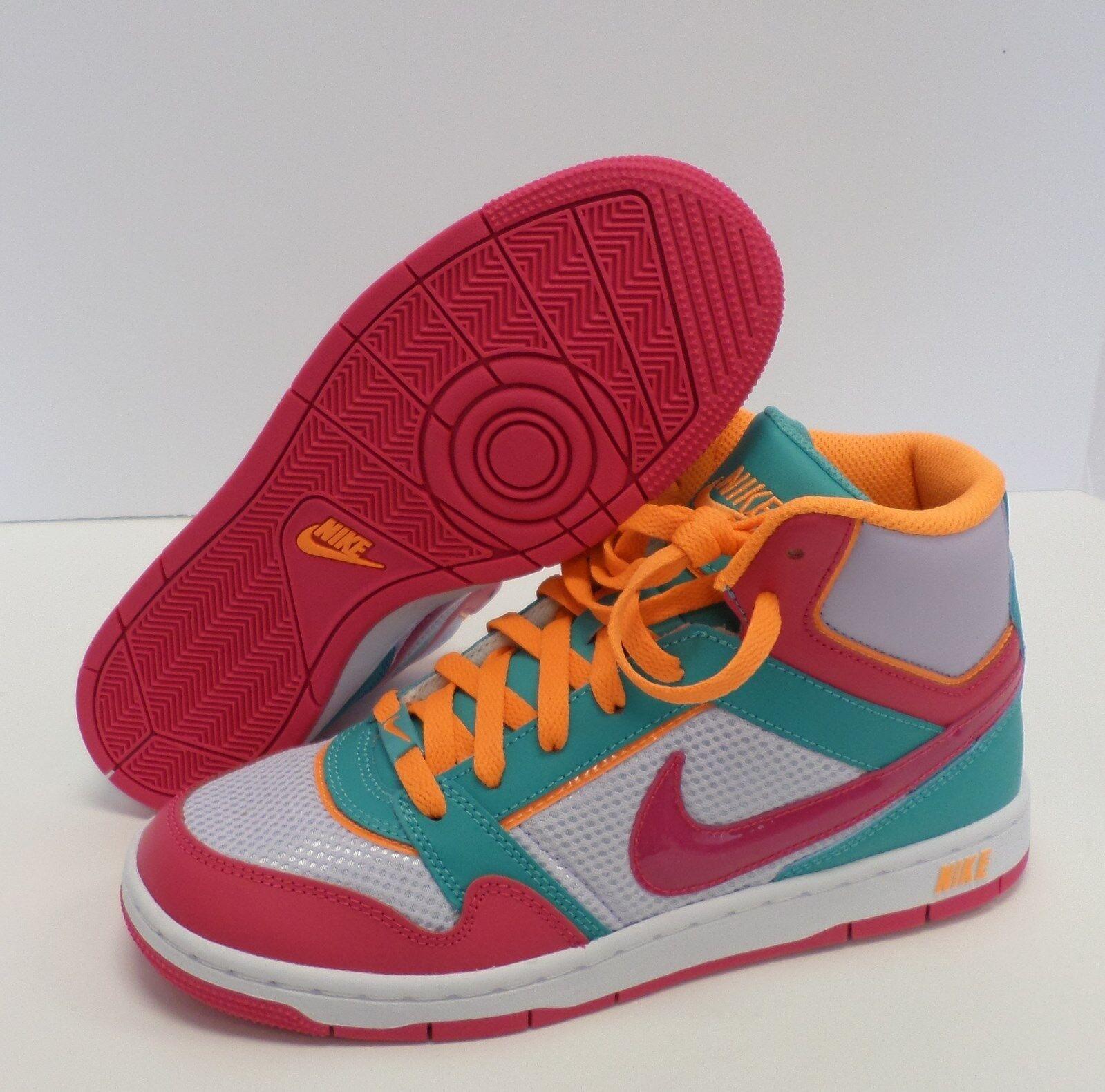Nike damen Prestige 3 Skinny High Weiß Rosa Grün Orange Orange Orange 551649-564 8eda2c