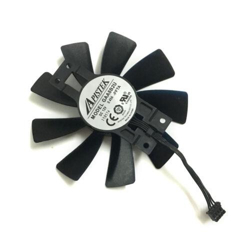 Cooler Fan For Sapphire R9 380 2g//4G D5 GAA8B2U 95mm 4Pin GA8202U//GAA8B2U