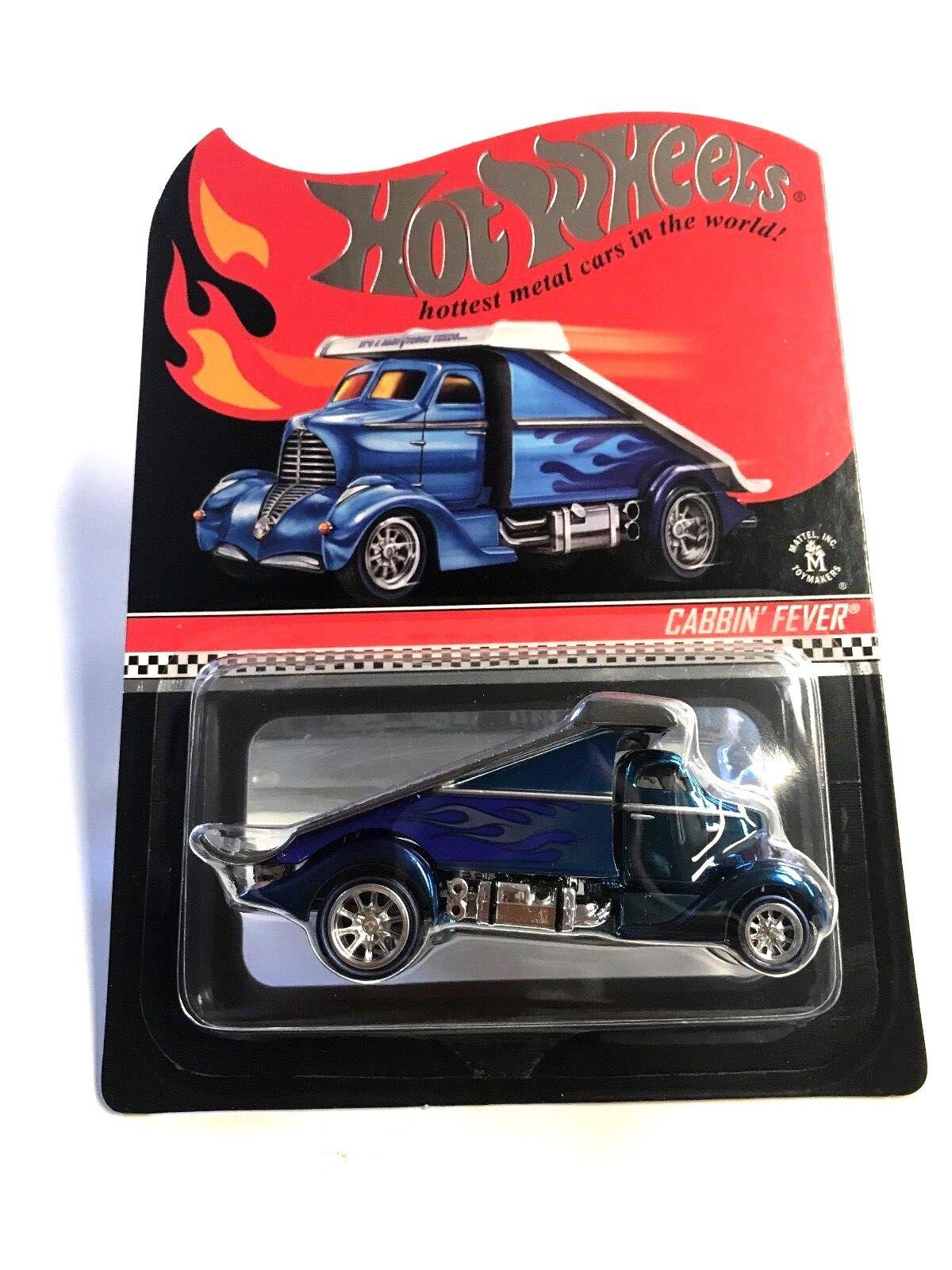 Hot Wheels  RLC Exclusive  CABBIN CABBIN CABBIN FEVER  667aa0