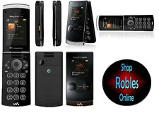 Sony Ericsson Walkman W980i 8GB Black (Ohne Simlock) 3G 4BAND Bluetooth SEHR GUT