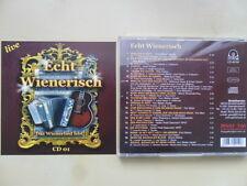 VA/Echt Wienerisch CD 1 Waltraud Haas, Walter Heider 2005 17 Track/CD