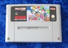 Pop´n TwinBee, SNES Super Nintendo Spiel