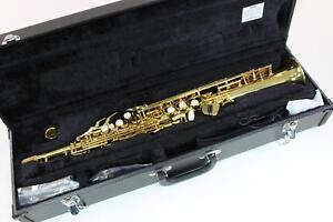 Selmer-SS600-Bb-Soprano-Saxophone-MINT-CONDITION