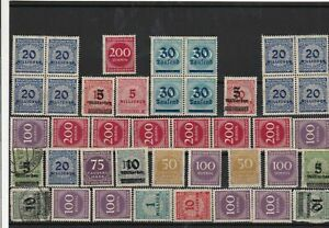 Germany Weimar Republic 1918-1933 Stamps Ref 15765