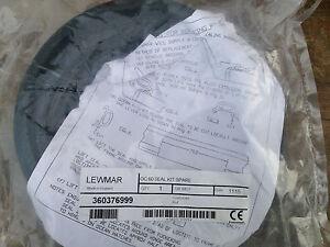 DéVoué Lewmar Ocean Hatch Remplacement Sceau, Choisir Taille 60, 50, 40 & 30-afficher Le Titre D'origine RéSistance Au Froissement