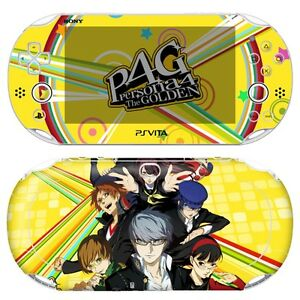 Elaborate-Skin-Decals-Stickers-For-PS-Vita-Slim-PCH-2000-Series-Persona-04-Gift