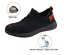 Men-039-s-Casual-Safety-Shoes-Steel-Toe-Breathable-Work-Boots-Hiking-Climbing-Shoes thumbnail 7