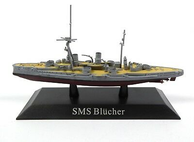 German SMS Baden Battleship 1915 KS48 Deagostini 1//1250 New in a blister