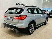 BMW X1 2,0 xDrive20d Sport Line aut.,  5-dørs