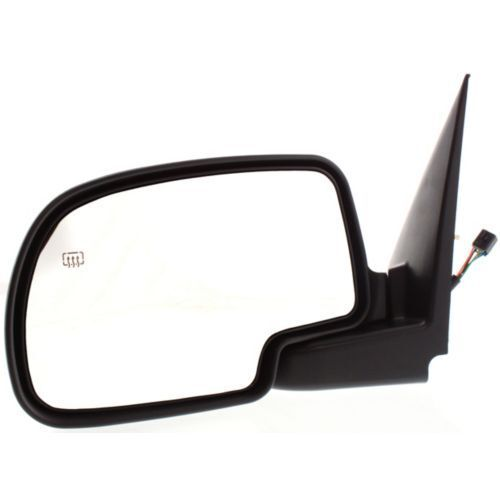 New Left Mirror for Chevrolet Tahoe GM1320251 2000 to 2006