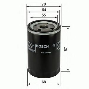 NEW-ENGINE-OIL-FILTER-BOSCH-OE-QUALITY-REPLACEMENT-0986452041