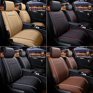 Remarkable Details About 5 Seats Car Front Rear Chair Cushion Seat Cover Bcl For Hyundai Sonata 2013 2016 Bralicious Painted Fabric Chair Ideas Braliciousco