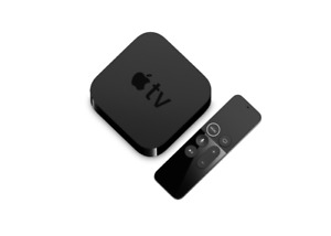 Apple TV 4K 32GB HDR 5th Generation Digital Media Streamer MQD22LL/A