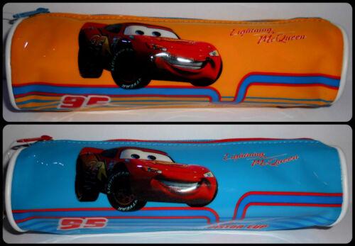 Disney/'s Cars Schlamperrolle//Schulmäppchen 22cm  #NEU#