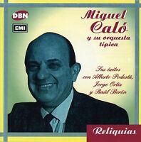 Miguel Calo - Sus Exitos Con Podesta, Ortiz [new Cd] on sale