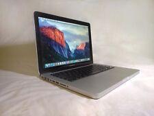 """Apple MacBook Pro - 13"""" Core i7 2.9GHz 8GB RAM 750GB HD (Mid 2012)"""