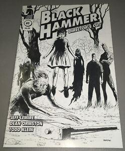 Black Hammer #1 Directors Cut 1st App Appearance Dark Horse 2019