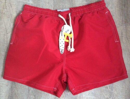 Mens Havacoa Swim Shorts RED   M   Medium  W30  Authentic New RRP£90