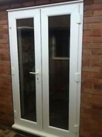 Upvc French Doors / Made To Size Available