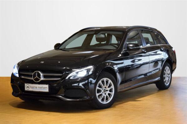 Mercedes C220 d 2,2 stc. aut. billede 0