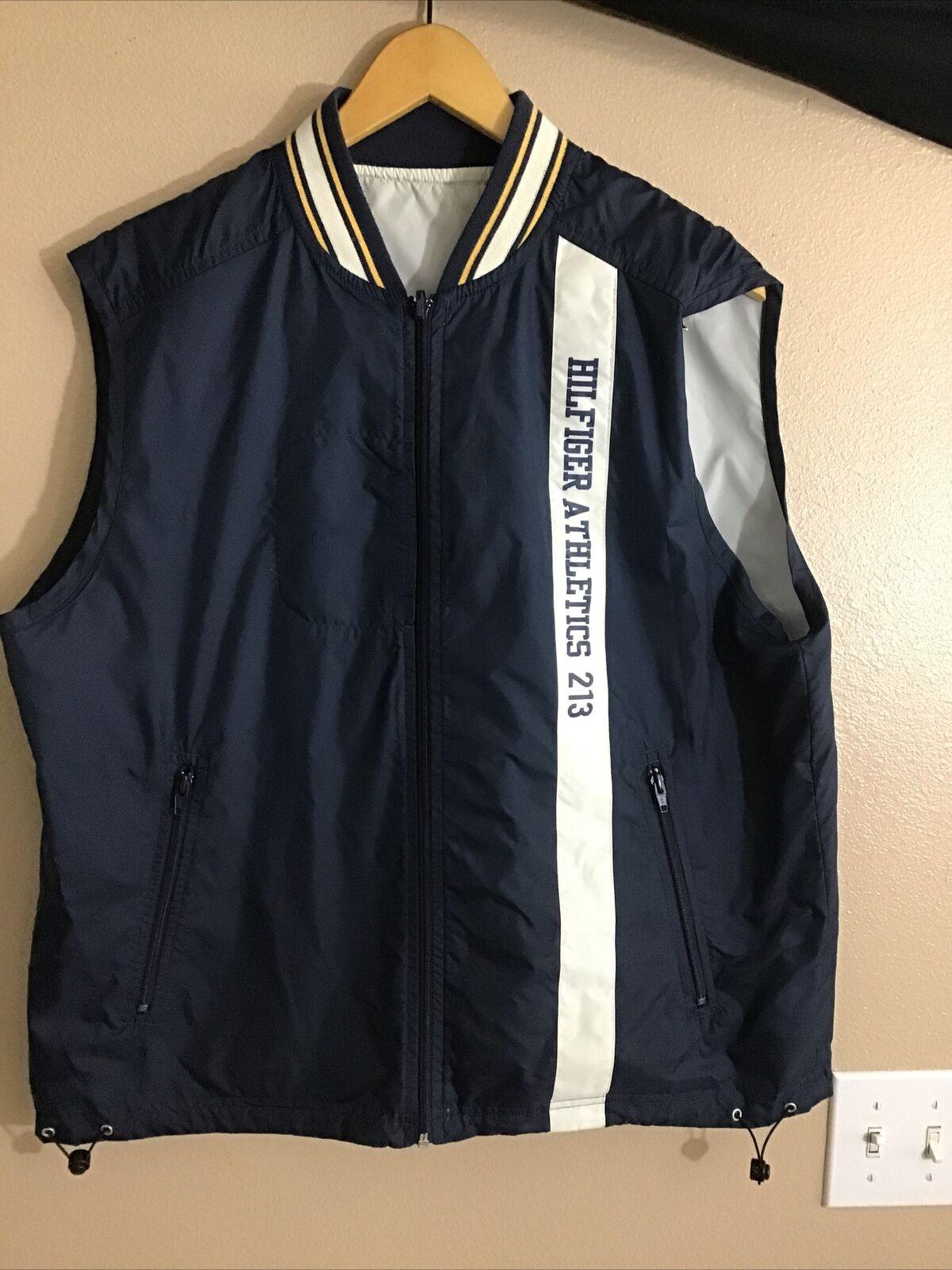Vintage Tommy Hilfiger Athletic Dept Reversible V… - image 6