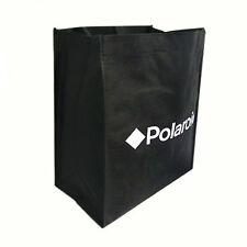 5 x Black Polaroid Canvas Shopping Camera Accessories Carry Handbag Tote Bag