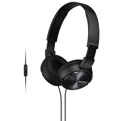 NEW Sony - MDRZX310APB - Sound Monitoring Headphones (Black) from Bing Lee
