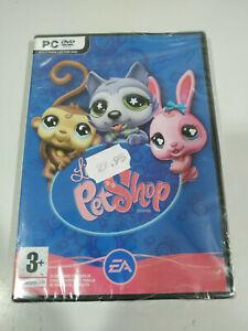Littlest Pet Shop EA - Set Für PC Dvd-Rom Spanien nuevo