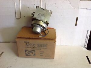 Vintage Speed Queen Washer Timer. 20020.  Box90