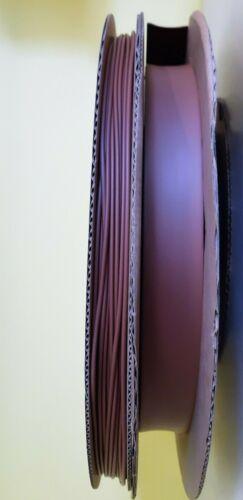 Schrumpfschlauch 2:1  braun  UL-Zulassung Ø 1,2-25,4 mm  ab 25 cm bis 50 Meter