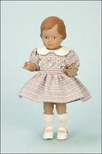 25cm Schildkrot authentic reproduciton German doll Christel