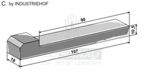 10er Set  Nasenkeil 69-4-506