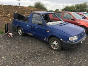 Volkswagen caddy pickup parts