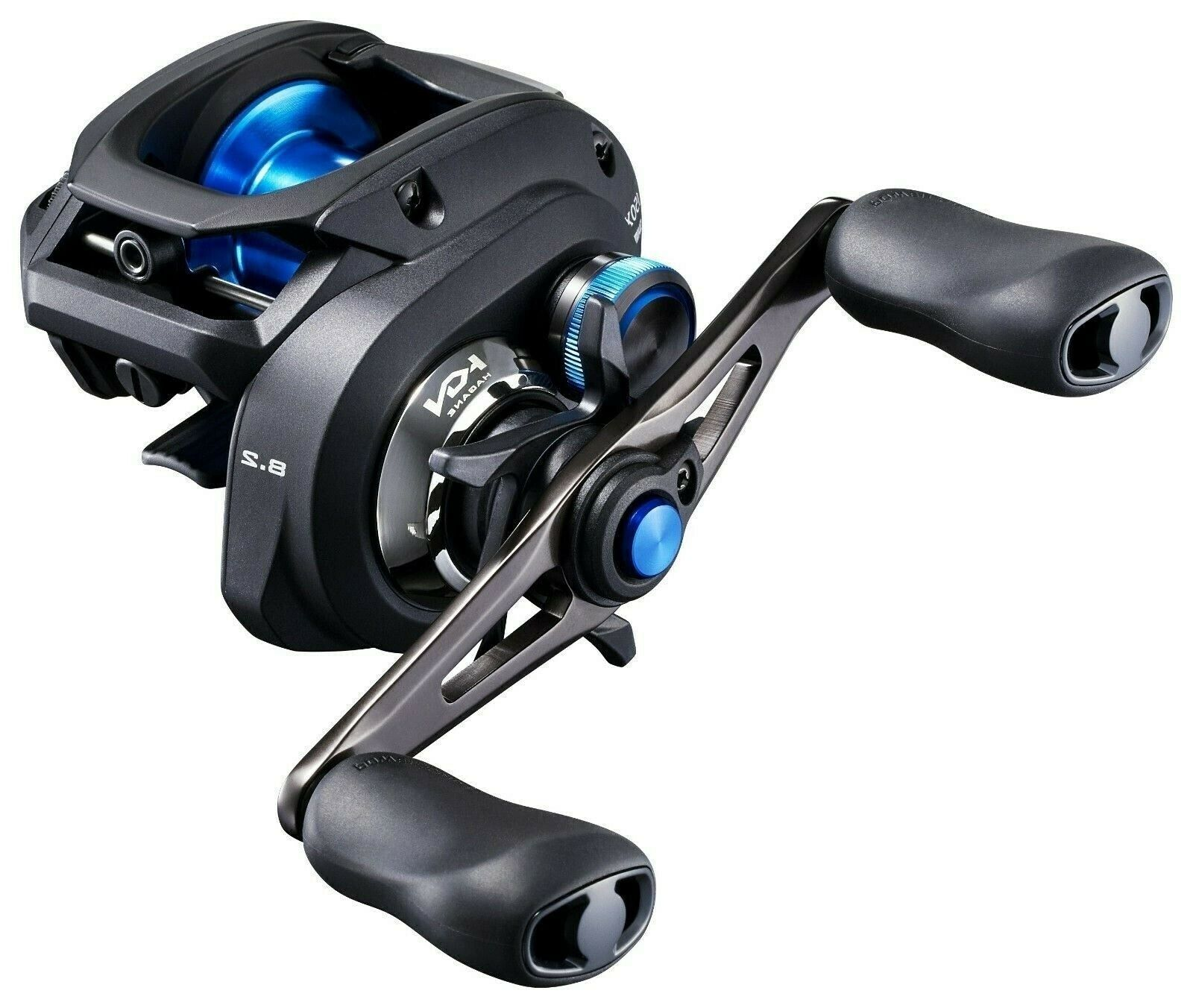Shiuomoo SLX DC SLXDC151 Casting Reel  6.3 1 Retrieve Speed, Left He