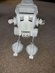 Star Wars Galactic Heroes At-St Imperial Walker Incomplete see pics