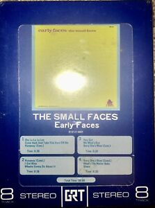 NEW-SEALED-THE-SMALL-FACES-EARLY-FACES-8-TRACK-TAPE-UNOPENED-SUPER-RARE-LOOK
