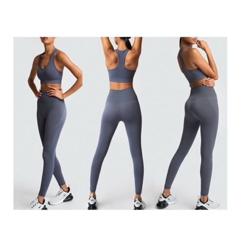 Women Leggings Soft Yoga Pants Gym Fitness Seamless Butt Lifter Trousers Shapers