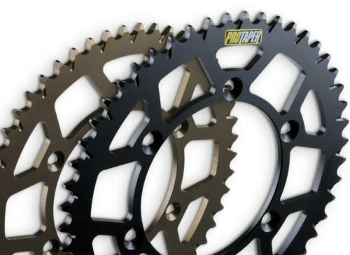 023746 Pro Taper Race Spec Aluminum Rear Sprocket 49 Tooth Black