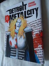 // NEUF DETROIT METAL CITY Tome 8 DMC MANGA EO VF DEATH KISS ROCK POP MUSIQUE